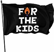 LL-Shop for The Kids Flags 3x5 Piedi Bandiera