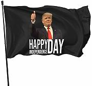 LL-Shop Happy Independence Day Trump Personalizza