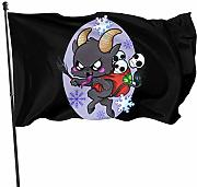 LL-Shop Krampus Yule Cat Black Theme Decorazioni