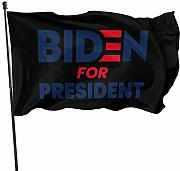 LL-Shop Ridin with Biden - Bandiere elettorali