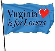 LL-Shop Virginia is for Lovers Family Garden Decor