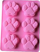 Lorsoul Stampo in Silicone Animal Cat Claws Torta