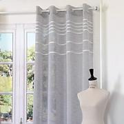 Lovely Casa Antic Tenda Voile 135X260Oeil