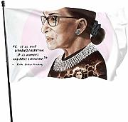 Lsjuee 3 x 5 Piedi Ruth Bader Ginsburg - Colori