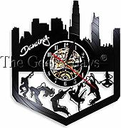 LTOOD Hip Hop Street Dance Wall Art Danza Party