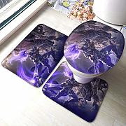 LUCKY Home Darksiders Assorbimento Bagno Tappeto
