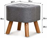 Stai cercando sgabelli divani in tessuto lionshome