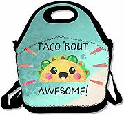 Lunch Bag Taco Bout Impressionante Lunch Bag Tote