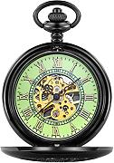 Lx pocket watch Orologio meccanico a molla