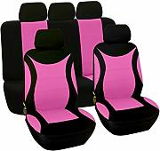 LZRDZSW Foderine Auto Rosa for Le Donne Uomini for