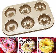 UPKOCH Crostata con Fori Torta Mousse Anello per Torta Crostata Stampo Acciaio Inox Muffin Anello Cucina Strumento di Cottura per Ciambelle Biscotti Dimensioni 1
