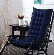 Senza Chair Jessi ca Cuscini per Sdraio Addensare Lounge Chair Cuscino Imbottito per Poltrona Sdraio Relax da Casa E Giardino
