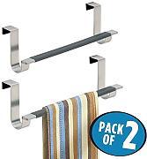 Jago Portasciugamani parete muro asta asciugamani strofinacci in alluminio adatta per set di barre RLST01