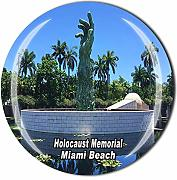 Memoriale dell'Olocausto Miami Beach USA