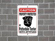Mentalsign PROPERTY Protected by Patterdale