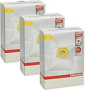 5 Pezzi, Carta Sacchetti per aspirapolvere a bidone Casa e cucina Wessper Sacchetti per aspirapolvere Miele S5260