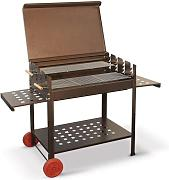 Mille Barbecue Etna Bronzo 80X60 H 95 50054