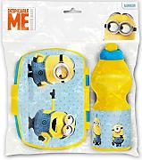Minions - Set Borraccia + portamerenda