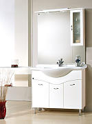 Mobile bagno  105x51xh193 Barbara incluso di