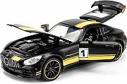 Modellino Auto in Scala 1:32 Mercedes-Benz GT