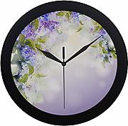 Modern Simple Lilac Flowers Spring Flowers Invito