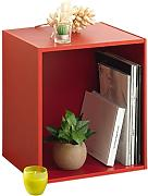 Modul'Home 6RAN618NT - Mensola a cubo, in MDF,