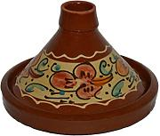 Moroccan Cooking Tagine Small Clay Tajine Pot by