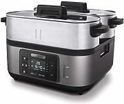 Morphy Richards 470006EE Vaporiera, Inossidabile,