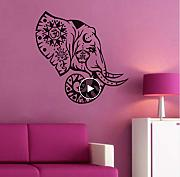 Mrhxly Indian Pattern Rimovibile Art Wall Sticker