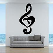 Mrhxly Popularstyle Wall Stickers Fashion Art Home