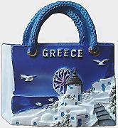 MUYU Magnet 3D Budapest Ungheria frigorifero sticker Budapest Ungheria souvenir magnete frigorifero casa e cucina decorazione