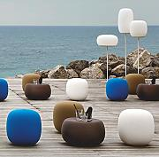 My Your Ensemble Pouf multicolore