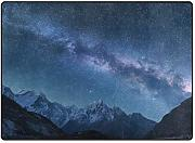 MyDaily Milky Way and Mountains, tappeto