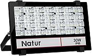 NATUR Faro LED 30W Faretto per Esterno 3000LM LED