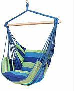 NewIndoor Outdoor Hammock Chair Sospensione Sedia