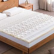 NOFFA Massage Mattress Topper-Memory Foam Mattress