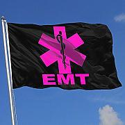 Novelcustom Family Flags,Bandiere Colorate EMT per