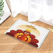 Nyngei Turchia Bird for Happy Thanksgiving Decor