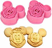 OUYONGHENG 3D Biscuit Stampa Cartoon Mouse Minnie