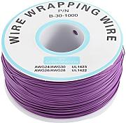 P / N B-30-1000 305M lungo tagliere Wrapping Wire Spool Reel Viola