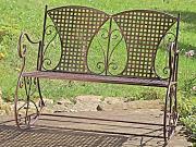 Panchine da giardino in ferro confronta prezzi e offerte for Panchina a dondolo