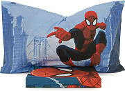 Parure Copripiumino Spiderman Art. New York Marvel