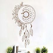 Pbbzl Dream Catcher Vinile Wall Sticker Home Decor