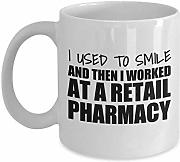 Pharmacist Funny 11oz Coffee Mug - Best Gift For