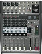 Phonic Mixer Am 1204 Fx Usb R 8Can.Slide
