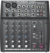 Phonic Mixer Am 220 6 Can.Eq. Efx