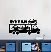 Ponana Auto Trawl   Wall Sticker Boy Adesivo