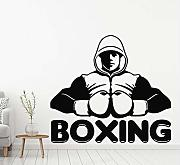 Ponana Boxing Boxer Lotta Wall Sticker Palestra