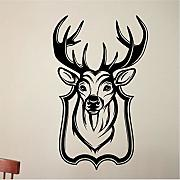 Ponana Stag Head Modello Speciale Murales Home