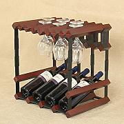 Stai cercando racchetta di vino portabottiglie lionshome for Bicchieri in legno